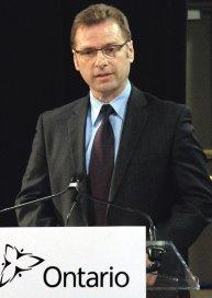 Ontario Chief Prevention Officer George Gritziotis